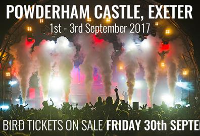 Powderham Castle - Lockdown Festival