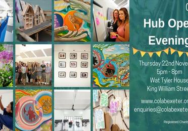 CoLab :  Open Hub Evening