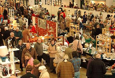 Devon County Antiques Fairs