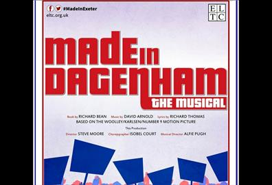 Exeter Barnfield - Made in Dagenham