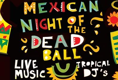 Exeter Phoenix - The Mexican Night of the Dead Ball
