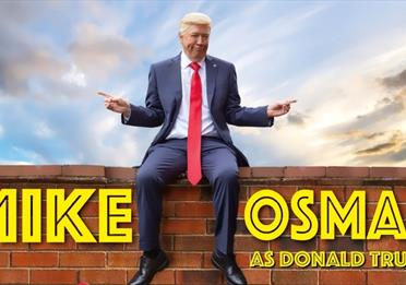 "Mike Osman Trumped ""Fund the Wall Tour"""
