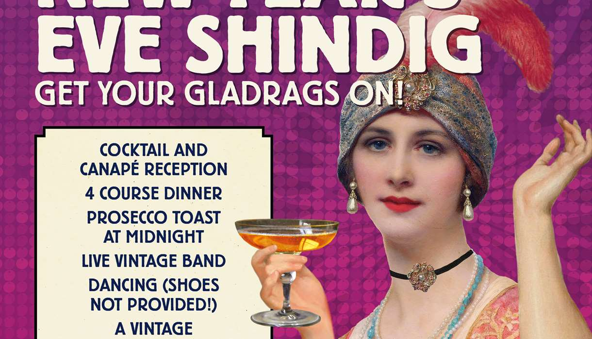 A Roaring 1920s New Year's Eve Shindig