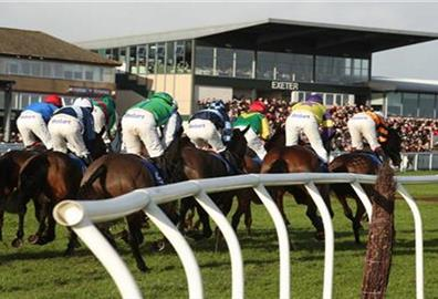 Super Sunday at Exeter Racecourse