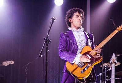 Exeter Corn Exchange - Purple Rain : A Celebration of Prince