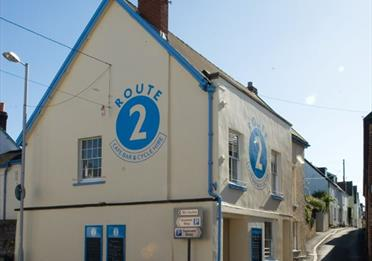 cafe route 2 topsham