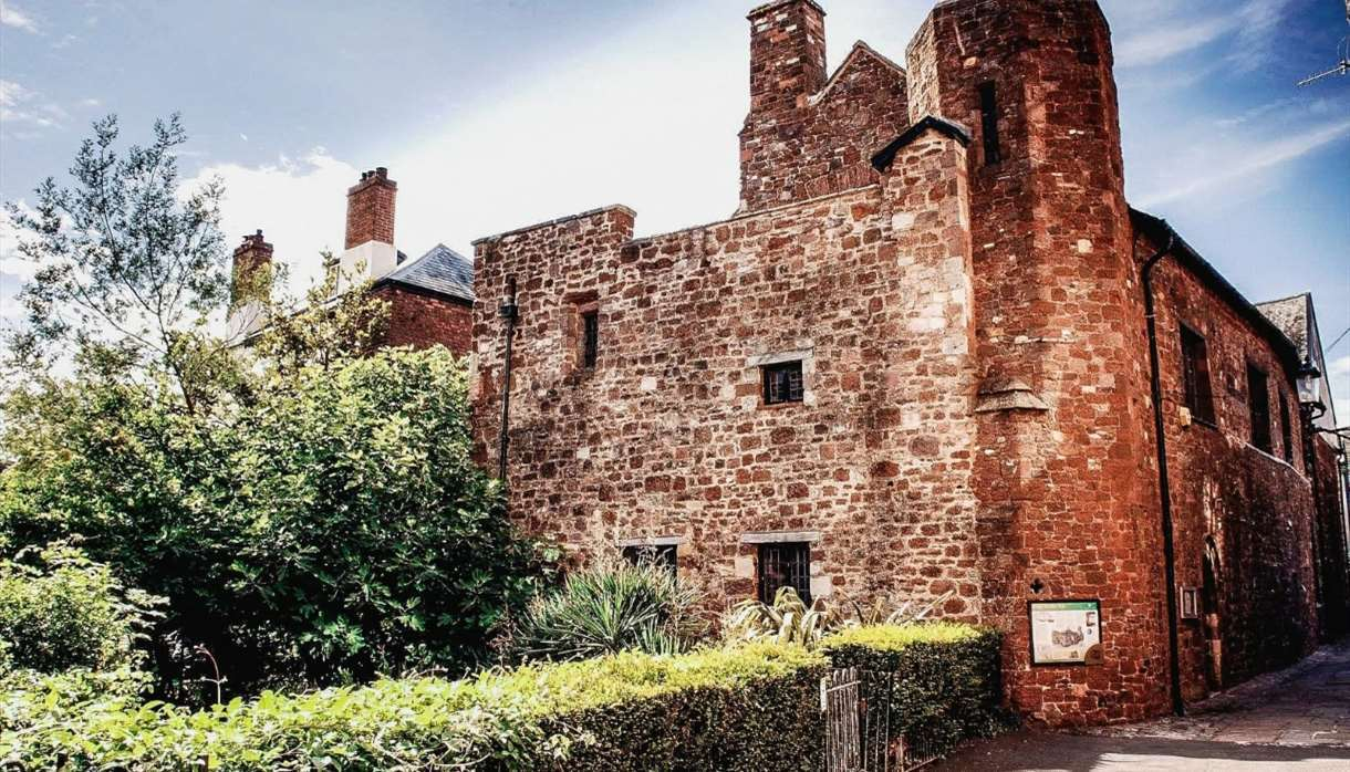 Heritage Open Days 2019 - St Nicholas Priory