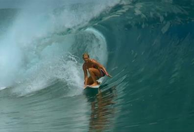 Stephanie Gilmore World Surfing (c) Shextreme