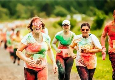 Westpoint - Children's Hospice South West Rainbow Run