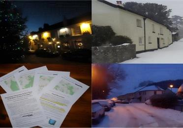 Dartmoor Christmas & New Year Treasure Hunt & History Trail