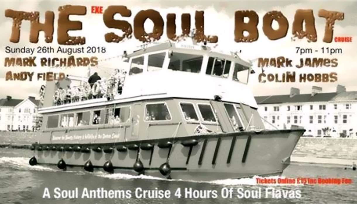 The Exe Soul Boat Cruise