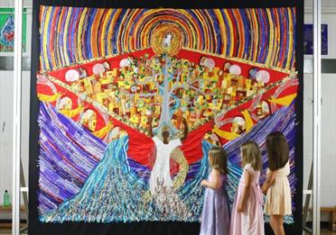 Tree of Life and Open Heavens Exhibition